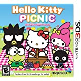 Hello Kitty Picnic - Nintendo 3DS