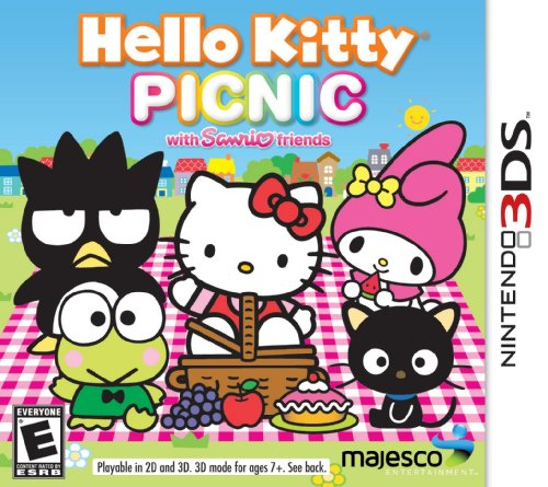 Hello Kitty Picnic - Nintendo 3DS - 1