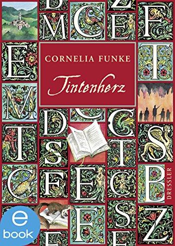 Cornelia Funke - Tintenherz (Tintenwelt-Trilogie)
