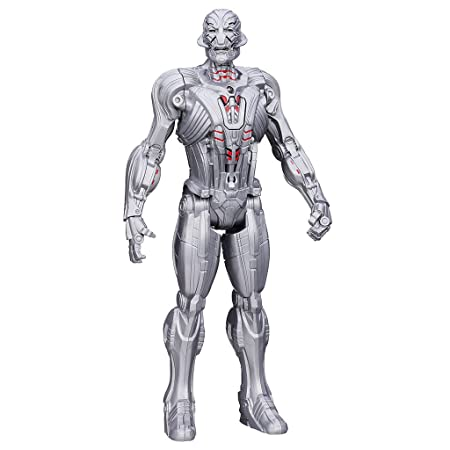 Marvel – Avengers: Age of Ultron – Titan Hero Tech – Ultron – Figurine Parlant Anglais 30 cm