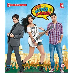 Mere Brother Ki Dulhan [Blu-ray]
