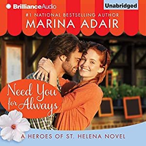 Need You for Always Audiobook