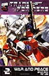 Transformers Generation One Volume 2: War &amp; Peace