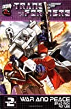 Transformers Generation One Vol. 2 : War and Peace