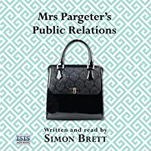 Mrs Pargeter's Public Relations Audiobook by Simon Brett Narrated by Simon Brett