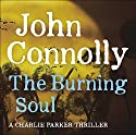 The Burning Soul: A Charlie Parker Mystery Audiobook by John Connolly Narrated by Jeff Harding
