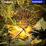 Visitors: Pathfinder Series, Book 3 (       UNABRIDGED) by Orson Scott Card Narrated by Kirby Heyborne, Emily Rankin, Stefan Rudnicki