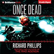 Once Dead: A Rho Agenda Novel | [Richard Phillips]