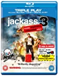 Jackass 3 [Blu-ray] [Import anglais]