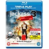 Jackass 3: The Explosive Extended Edition (Triple Play) [Blu-ray] [2010]by Johnny Knoxville