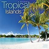 Tropical Islands Calendar - 2016 Wall Calendars - Sunset Calendar - Photo Calendar - Monthly Wall Calendar by Avonside