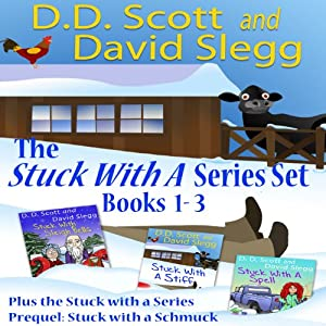 The Stuck with a Series Boxed Set #1 | [D. D. Scott, David Slegg]