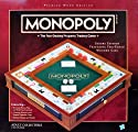 Monopoly Luxury Edition Featuring Two-Toned Wooden Case