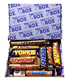 Toot Sweets the Sweet Box Chocolate Bars Selection Mixed...