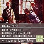 Detektiv-Dupin-Trilogie | Edgar Allan Poe