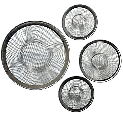 Kitchen Sink Strainer Mesh Stainless Steel Design Tub