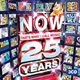 Now 25: That's What I Call Music Years
