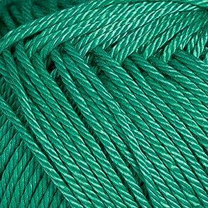 20 Skein SMC Catania Originals Yarn, 100% Cotton, Total 35.2 Oz Each 1.76 Oz (50g) / 136 Yrds (125m), Fine-Sport 2, Assorted Colors Yarn (Color: Multicolored, Tamaño: 20 Skein)