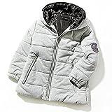 (シスキー) SHISKY キッズ M0-0 ボーイズ 袖ワッペン付きカット中綿ジャケット 上着 アウター 羽織り 防寒100 3-1