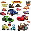 RoomMates RMK1520SCS Disney Pixar Cars Piston Cup Champs