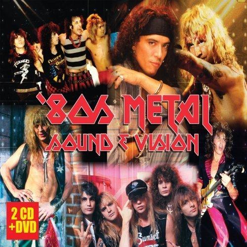 80s Metal - Sound & Vision 2Cd+1Dvd by 80s Hair Metal [Music CD]