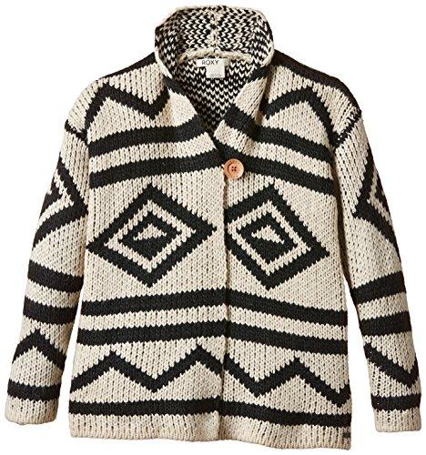 roxy-sunny-season-cardigan-amplio-para-mujer-color-gris-talla-s