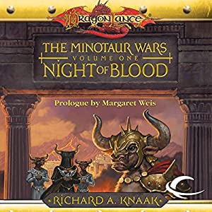Night of Blood Audiobook