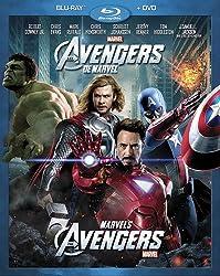Marvel's The Avengers (Bilingual Blu-ray/DVD Combo)