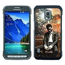 buy Brand New Custom Kid Cudi Samsung Galaxy S5 Active Black Case