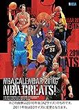 NBAバスケットボール 2011年 カレンダー