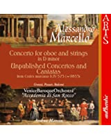 Marcello: Concerto in D minor - Unpublished Concertos and Cantatas