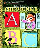 img - for Richard Scarry's Chipmunk's ABC (Little Golden Book) book / textbook / text book