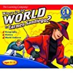 Where in the World is Carmen Sandiego...