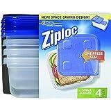 Ziploc Container Short Square