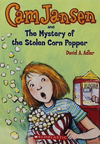 Cam Jansen and the Mystery of the Stolen Corn Popper (Cam Jansen #11) (Poppers Men compare prices)
