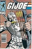 img - for G.I. Joe: A Real American Hero! #85 - 1st Series - Semi Silent w/ Storm Shadow (G.I. Joe, 1) book / textbook / text book