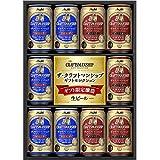 アサヒ ザ・クラフトマンシップ 缶ビールセット CRM-3
