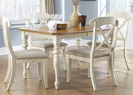 Dining Table with 4 X Back Chairs