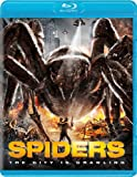 Spiders (3D/2D Blu-Ray)