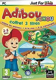 Adiboud'Chou à la Mer + Adiboud'Chou à la Campagne + Adiboud'Chou : soigne les a