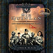 Sir Quinlan and the Swords of Valor: The Knights of Arrethtrae, Book 5 | Chuck Black