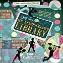 Escape from Mr. Lemoncello's Library (       UNABRIDGED) by Chris Grabenstein Narrated by Jesse Bernstein