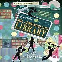 Escape from Mr. Lemoncello's Library (       UNABRIDGED) by Chris Grabenstein Narrated by Jesse Bernstein