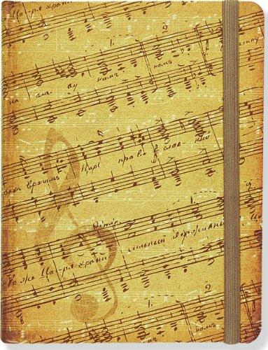 music-journal-diary-notebook