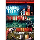 Triple Feature: Dollman & Demonic Toys [DVD] [Region 1] [US Import] [NTSC]