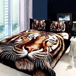 Buy White Tiger Bedding