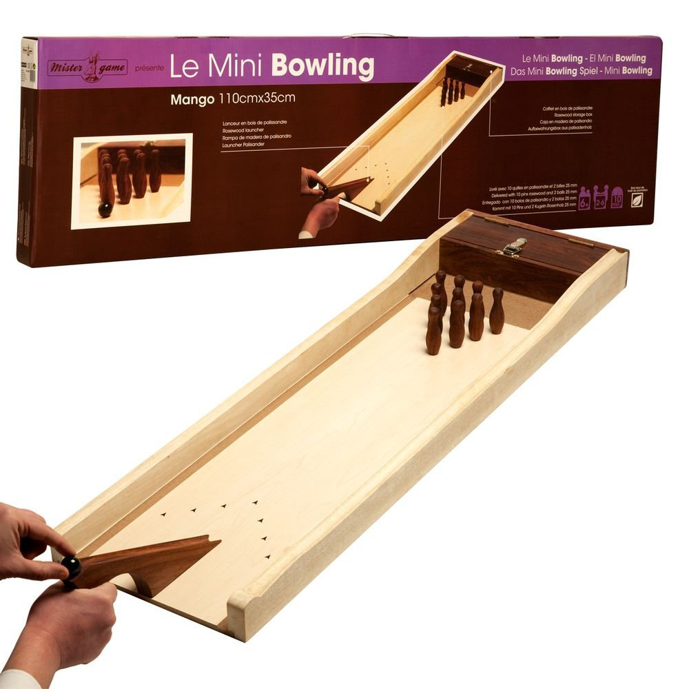 Asmodeus - bow1 - Strategie Spiele - Bowling Mini Mango - 110 cm