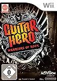 echange, troc Guitar Hero: Warriors of Rock (Wii) [Import allemand, jeu en français]