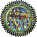 Wilton Industries 415-7745 50 Count Teenage Mutant Ninja Turtles Baking Cups