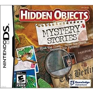 Hidden Objects: Mystery Stories (Nintendo DS)